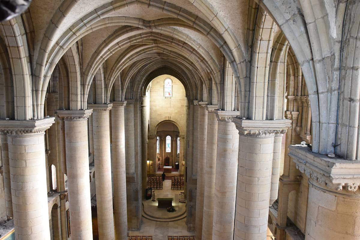 RESTAURATION DE LA COLLÉGIALE SAINT MARTIN DE BRIVE ET DE SON ORGUE