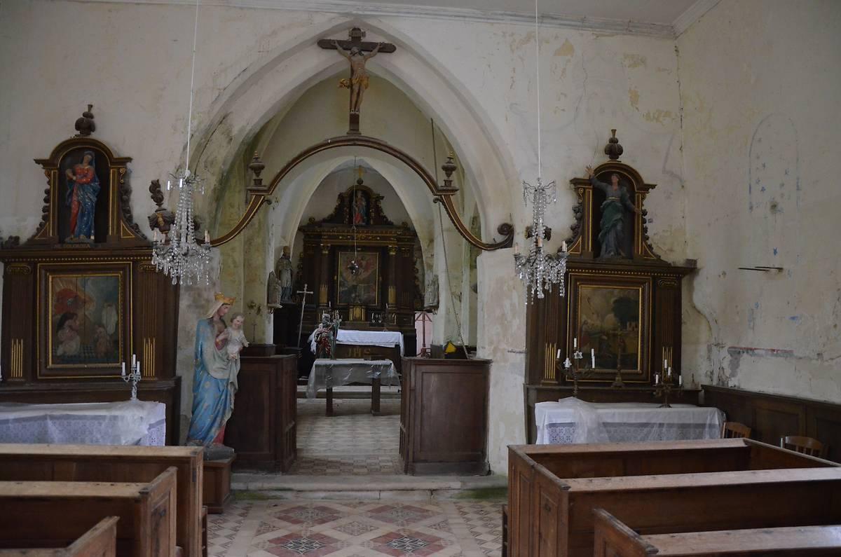 Eglise Saint-Pierre de Vatierville