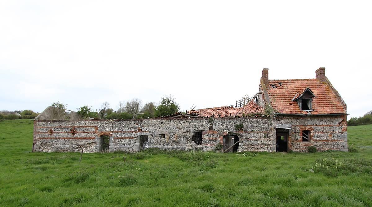Grange Monet - Hautot sur Mer