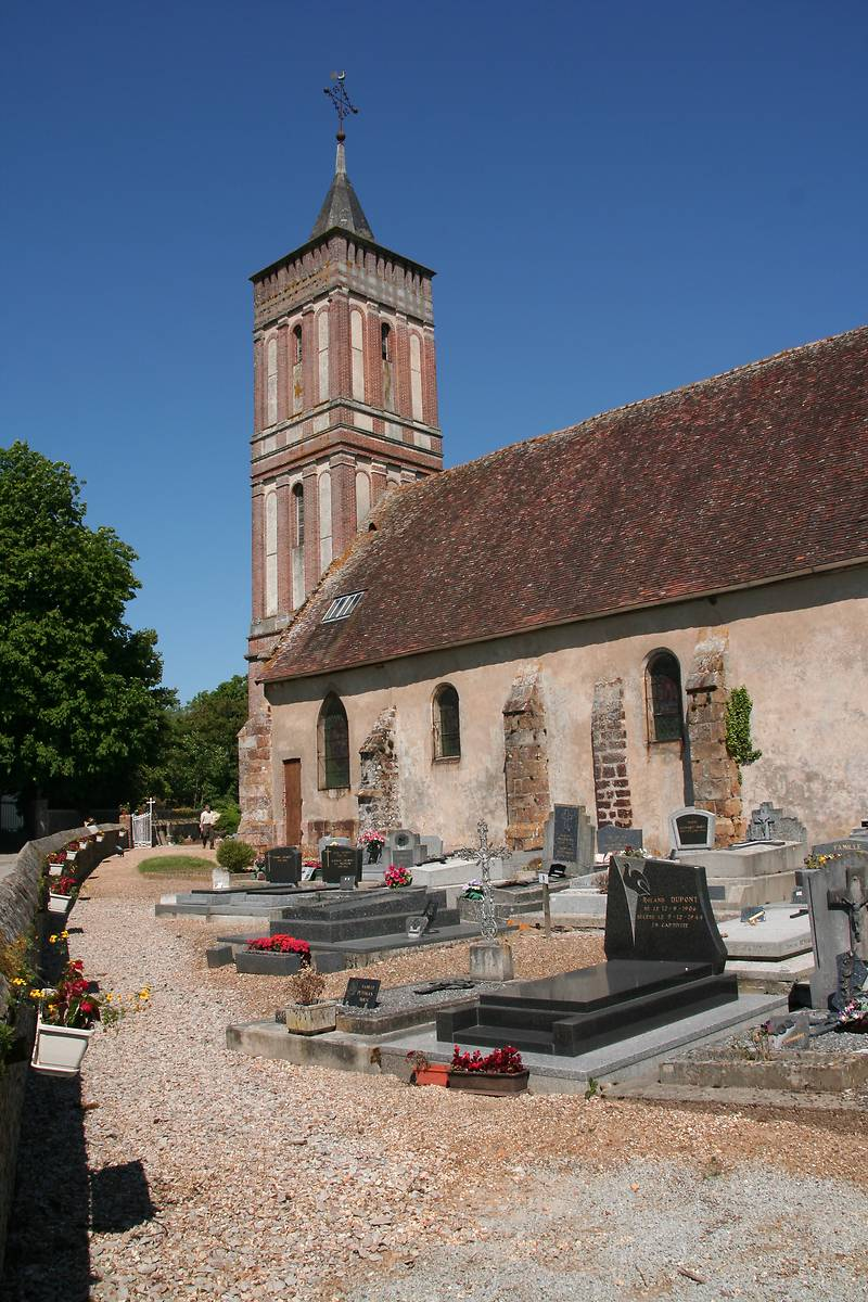 EGLISE DE  BEAULIEU