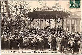 KIOSQUE RAOUL THOREL DE LOUVIERS