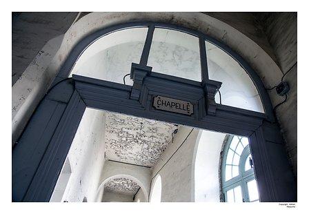 CHAPELLE HOTEL DIEU LE COMTE - TROYES