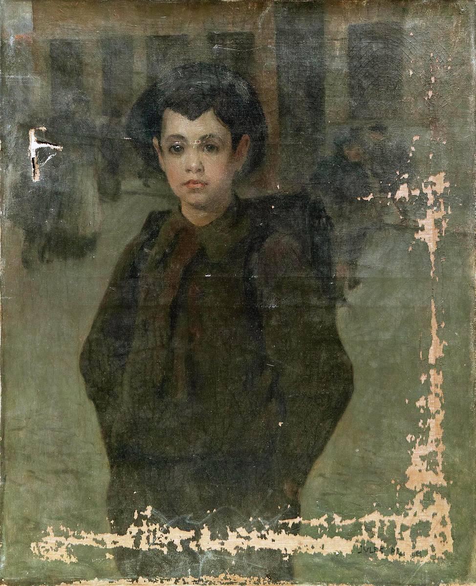 Portrait d'André Levy Dole