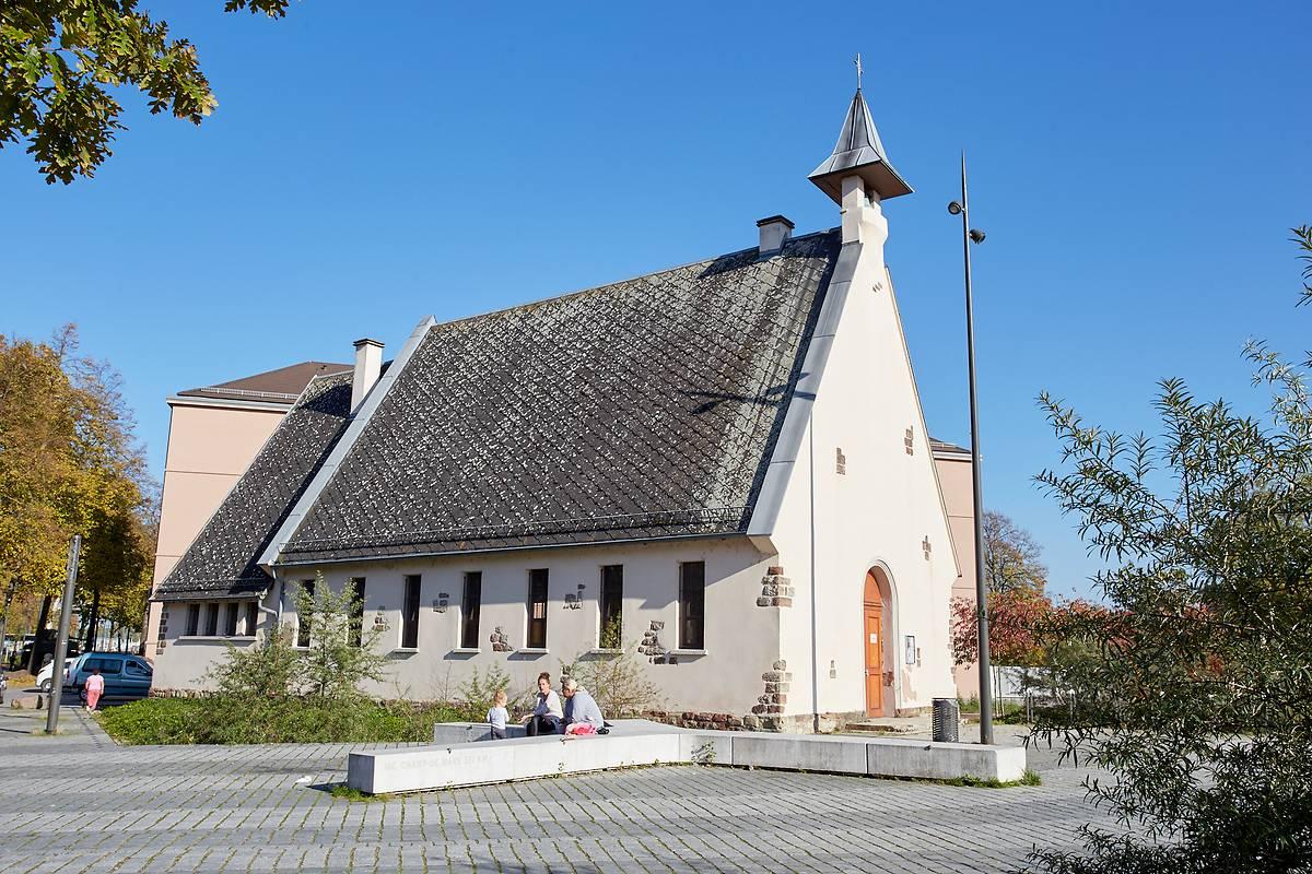 Chapelle de la Rencontre à Strasbourg