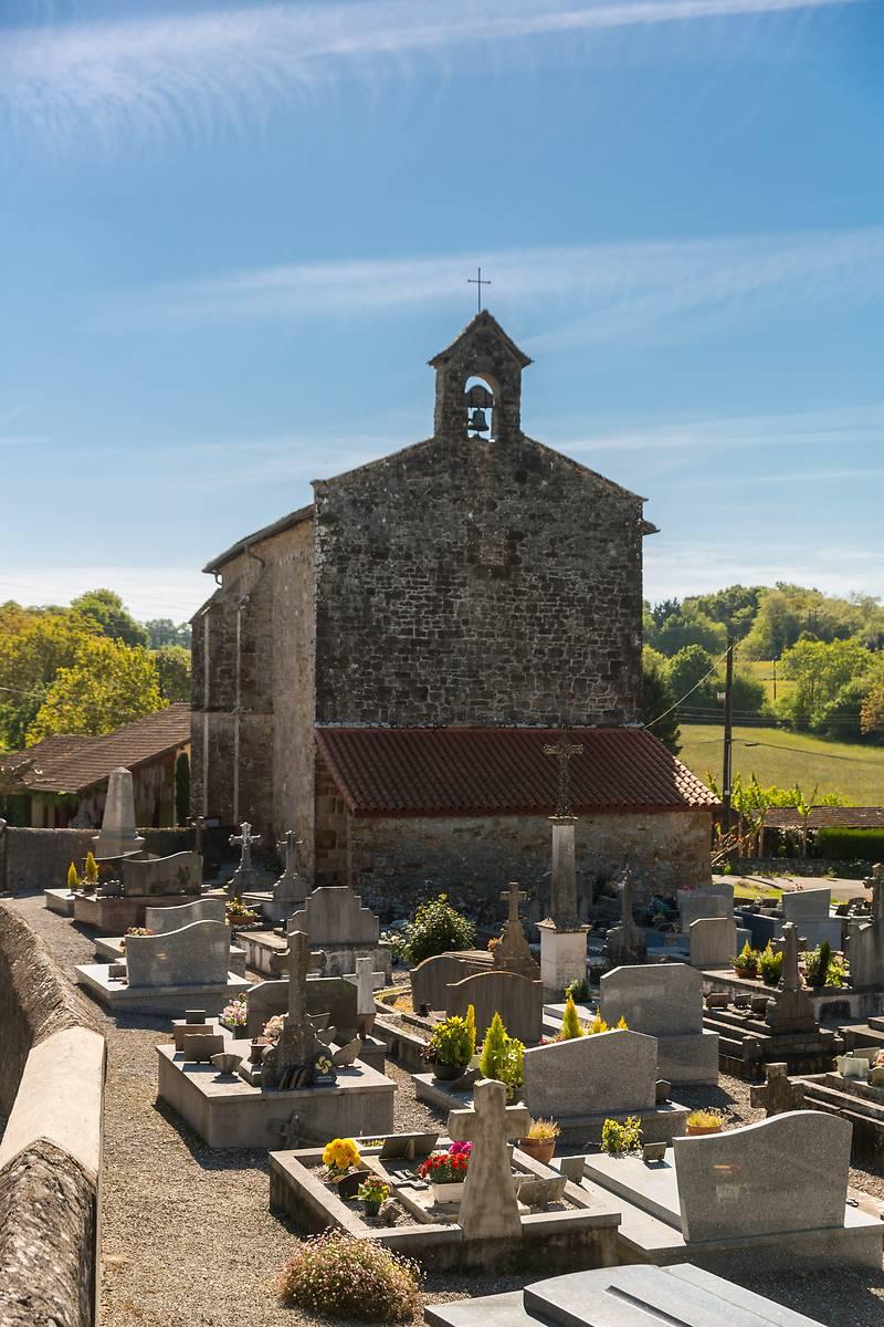 Église Notre Dame de L'assomption - Arancou