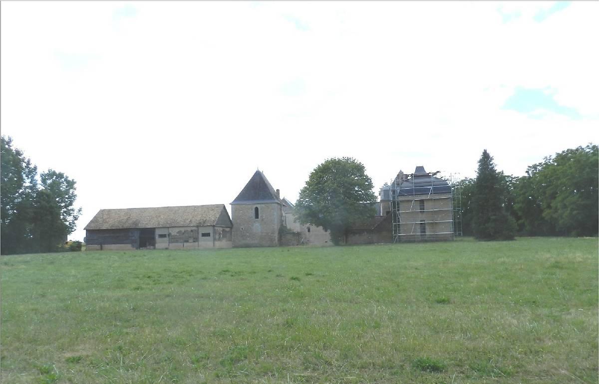 Manoir de Verdigné à Avesnes en Saosnois