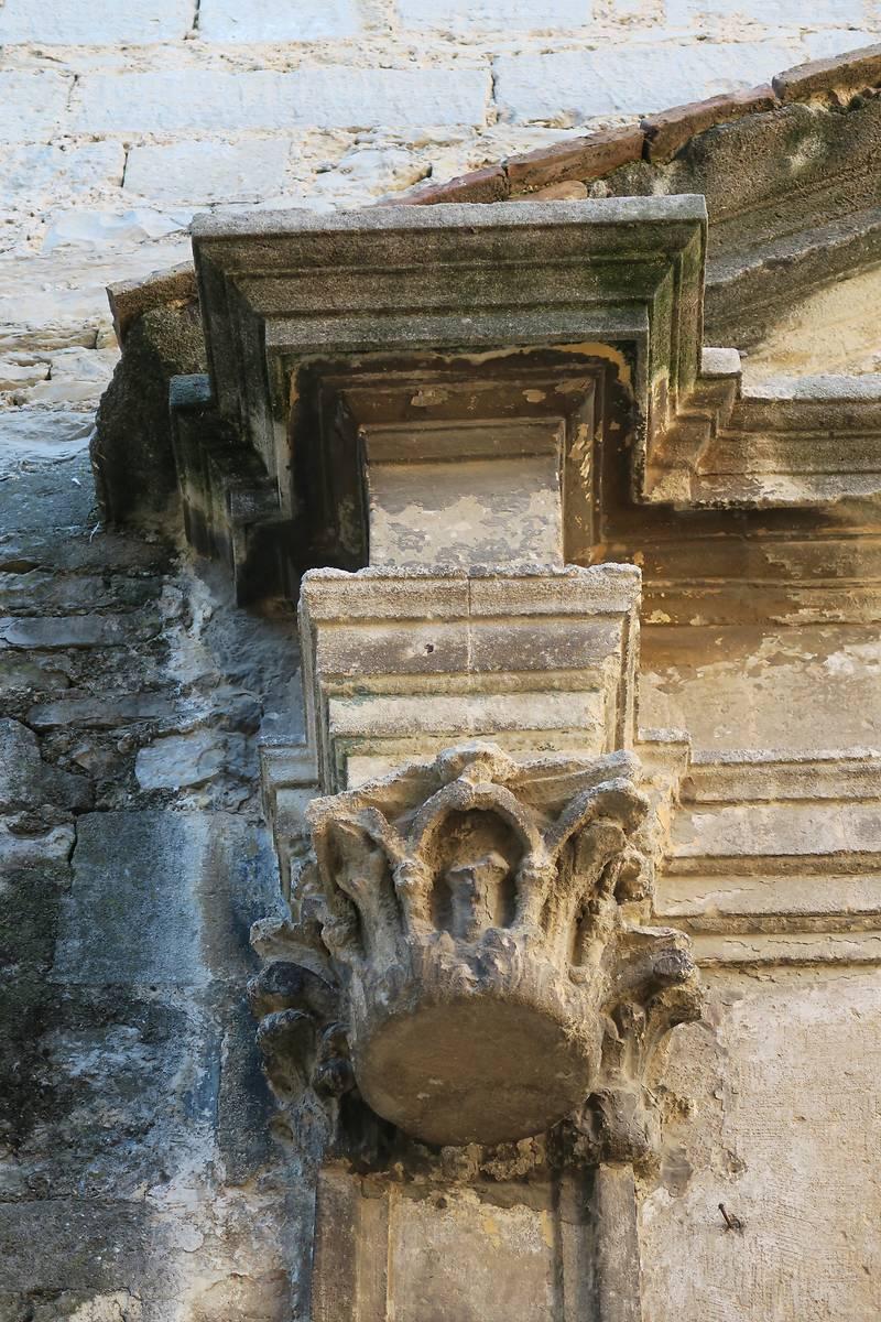 ANCIENNE EGLISE PAROISSIALE ST PIERRE - MARGUERITTES