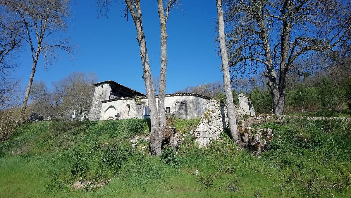 Eglise Sainte-Raffine de Frégimont