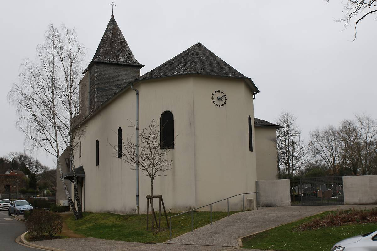 Église de Montardon / Fondation du patrimoine