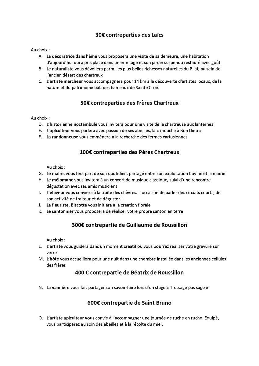 RESTAURATION DE LA CHARTREUSE DE SAINTE-CROIX-EN-JAREZ