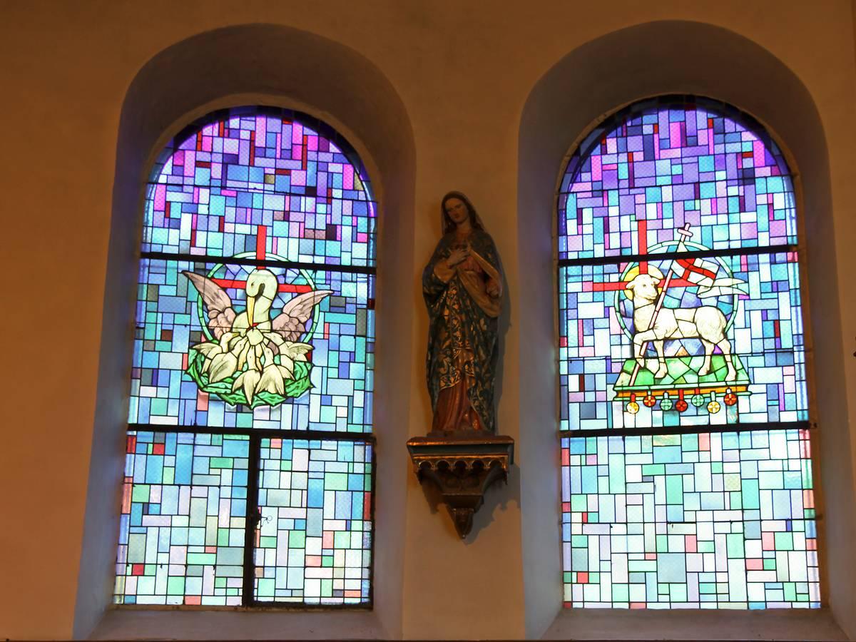 Un nouveau partenariat pour sauver l'église Saint-Martin d'Obersteinbach !
