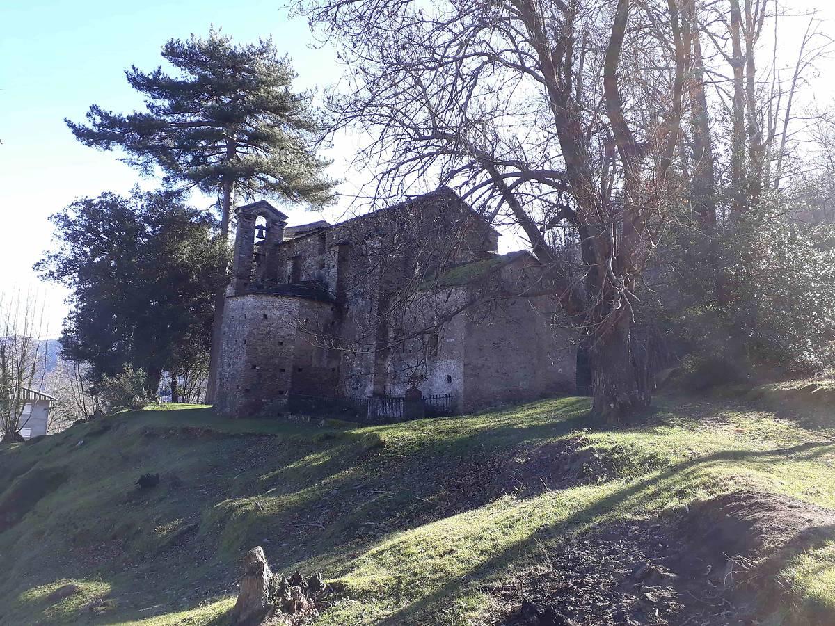 RESTAURATION DE L' EGLISE DE SAN GAVINO