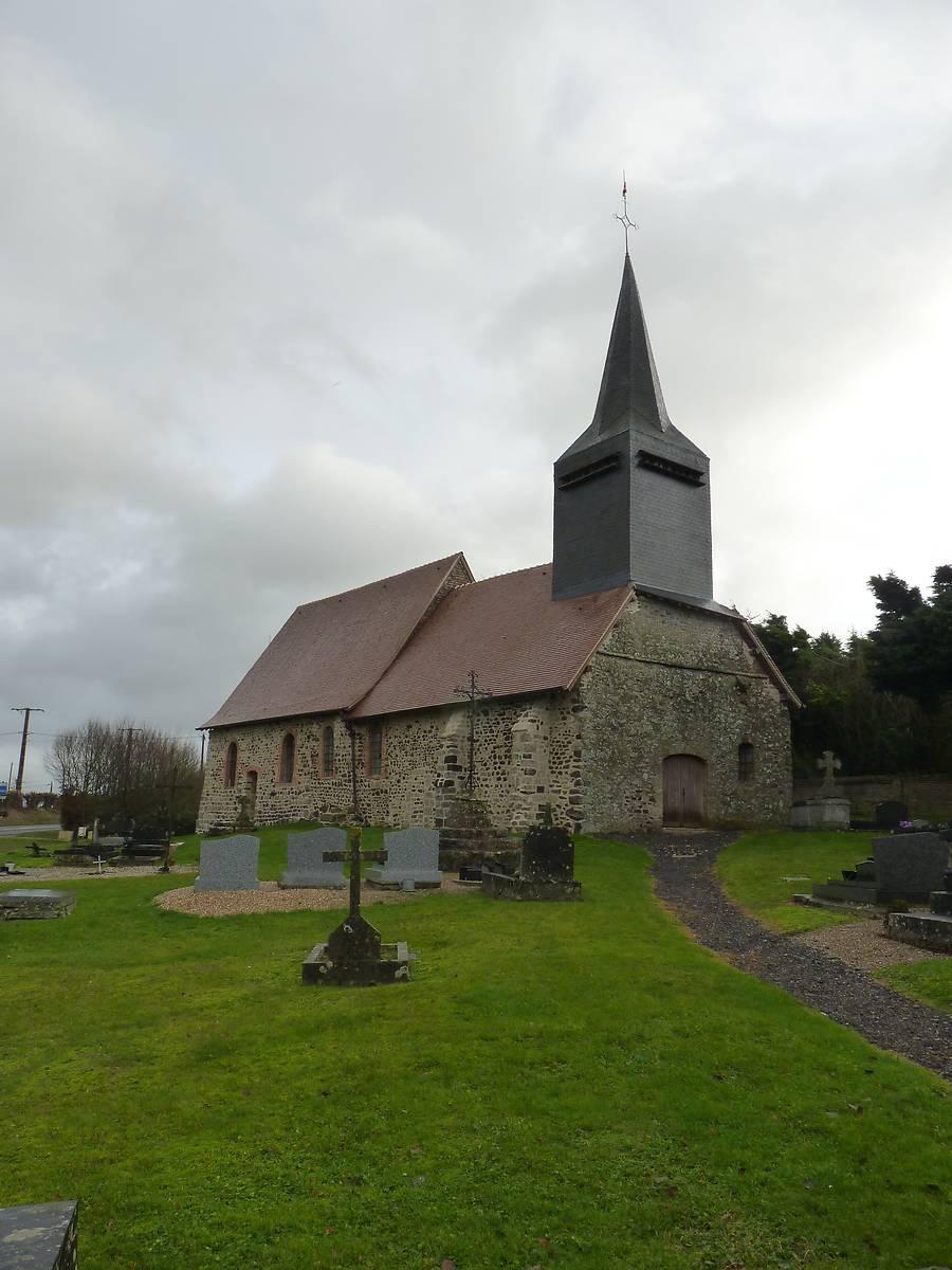Eglise Saint Jean-Baptiste des Noyers