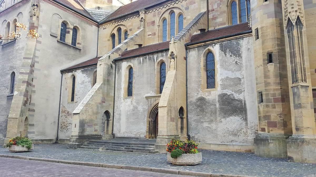 Eglise Notre-Dame de l'Assomption de Rouffach