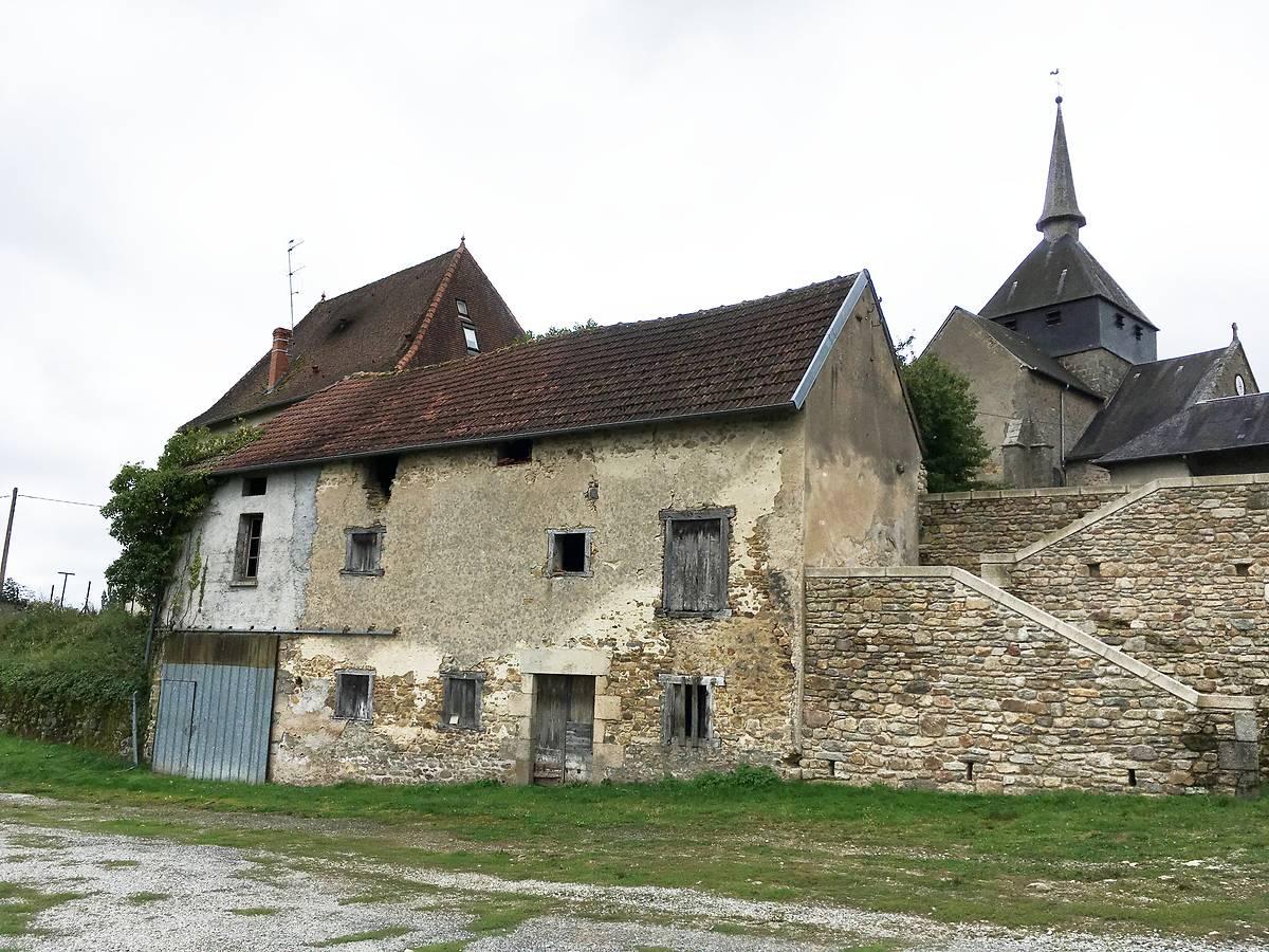 RESTAURATION DES ANCIENS ABATTOIRS DE JARNAGES