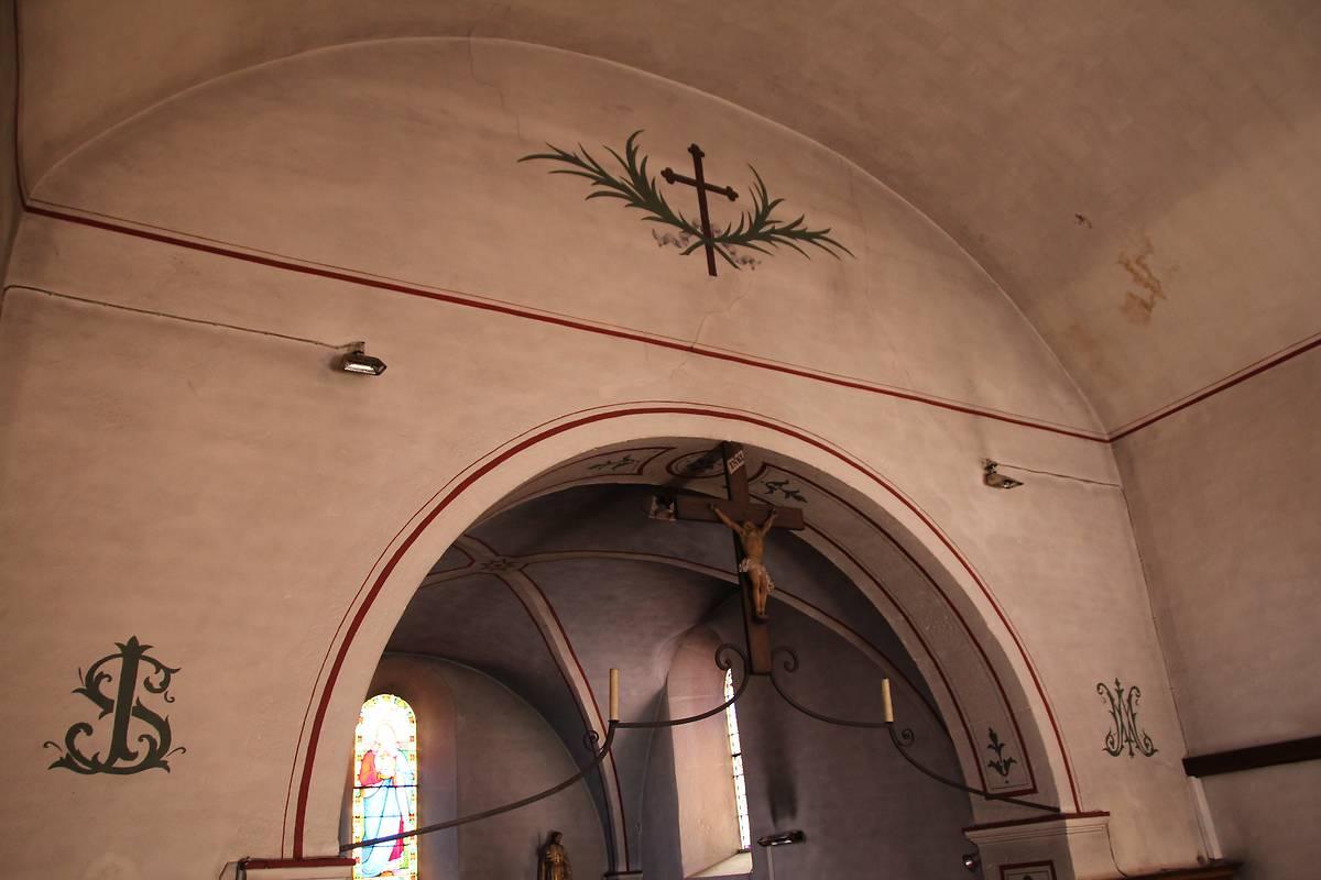 EGLISE SAINT CYR A AMBERIEUX D'AZERGUE