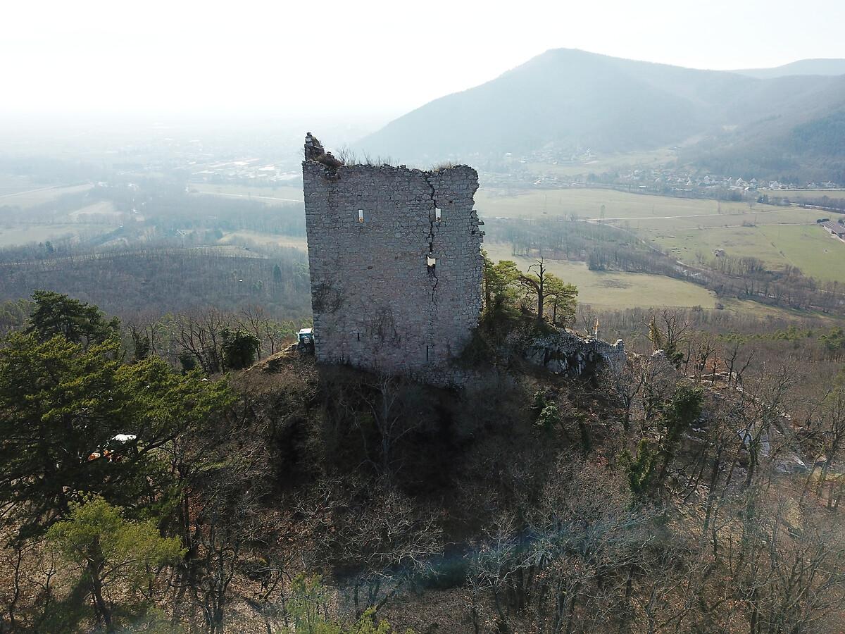 Château de Ramstein de Scherwiller