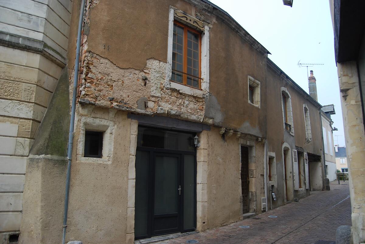 DSC_4845Vue de la ville de Sablé sur Sarthe