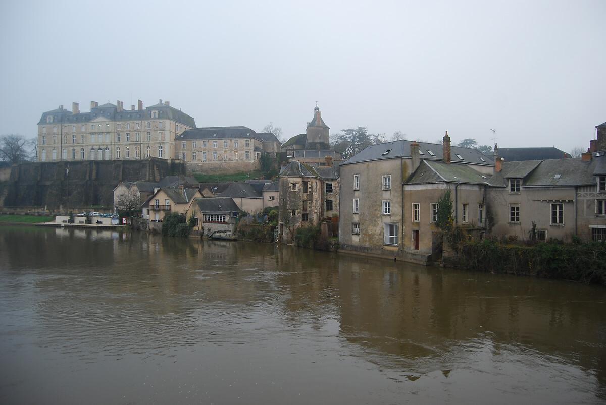 DSC_4877Vue de la ville de Sablé sur Sarthe