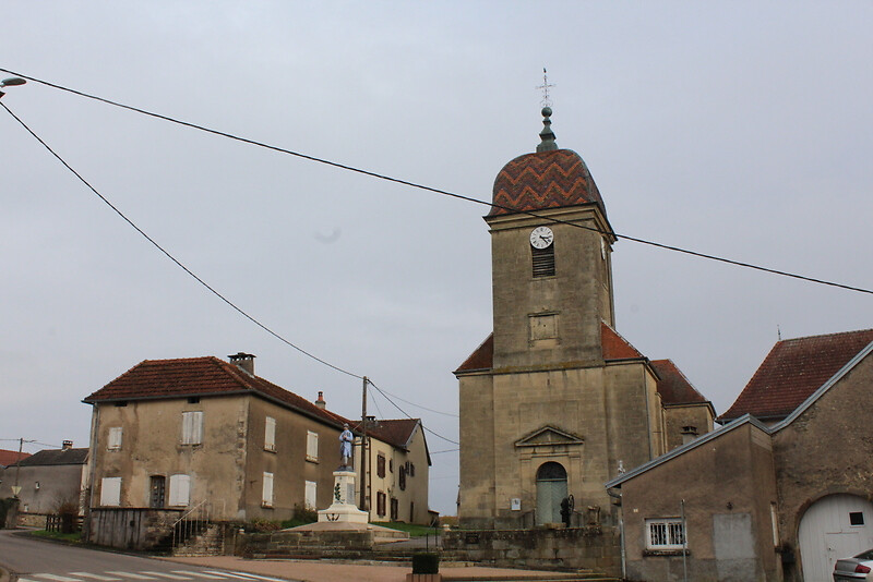 Eglise Saint-Martin de Jasney