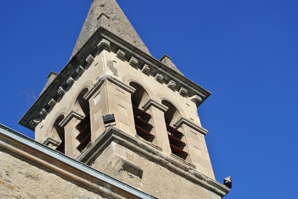 Desordres (2)Église Saint Christophe de Mizoen