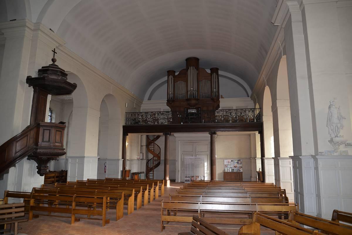 Eglise Saint-Louis De Port-Marly