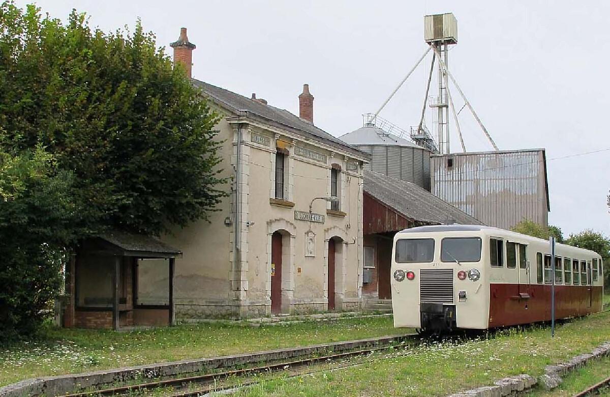 Gare Luçay-le-MaleGARE DE LUCAY LE MALE