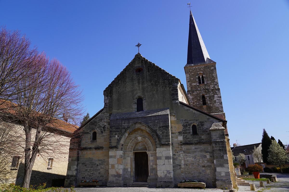Eglise Saint Martin de Bezannes