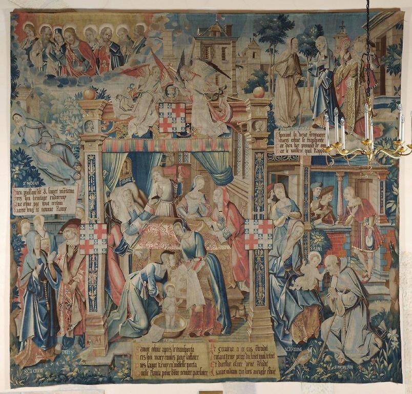 1-La naissance de Saint Remi