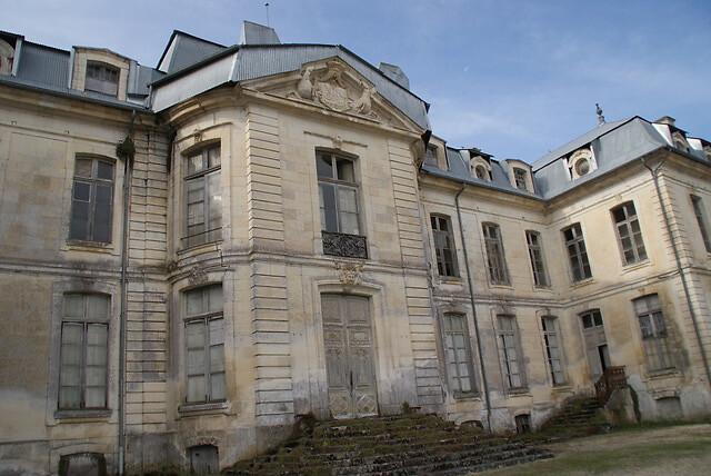 CHATEAU DE VAUX - FOUCHERES - AUBE