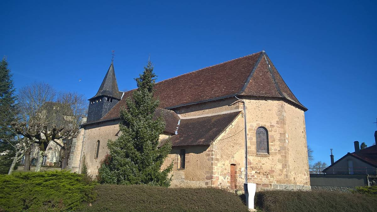 EGLISE DE FROMENTAL