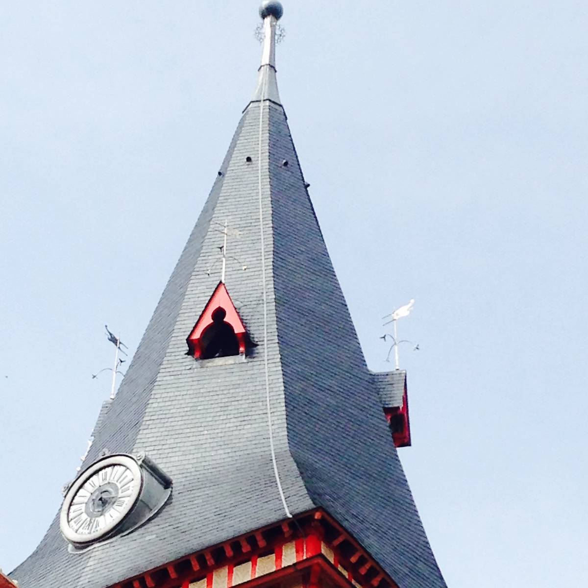 EGLISE DE BEAUMONT EN AUGE