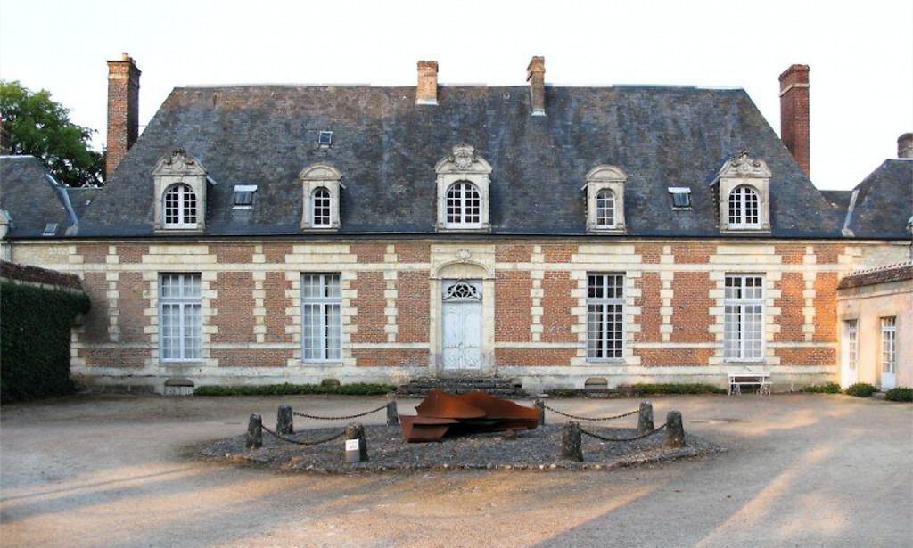 facadeCour-1-1024x615Château du Tertre
