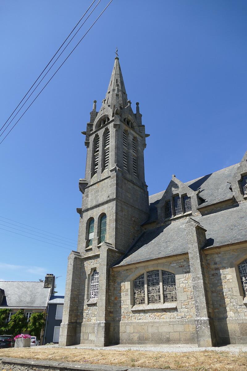 Eglise Saint-Remi à Camaret-sur-Mer