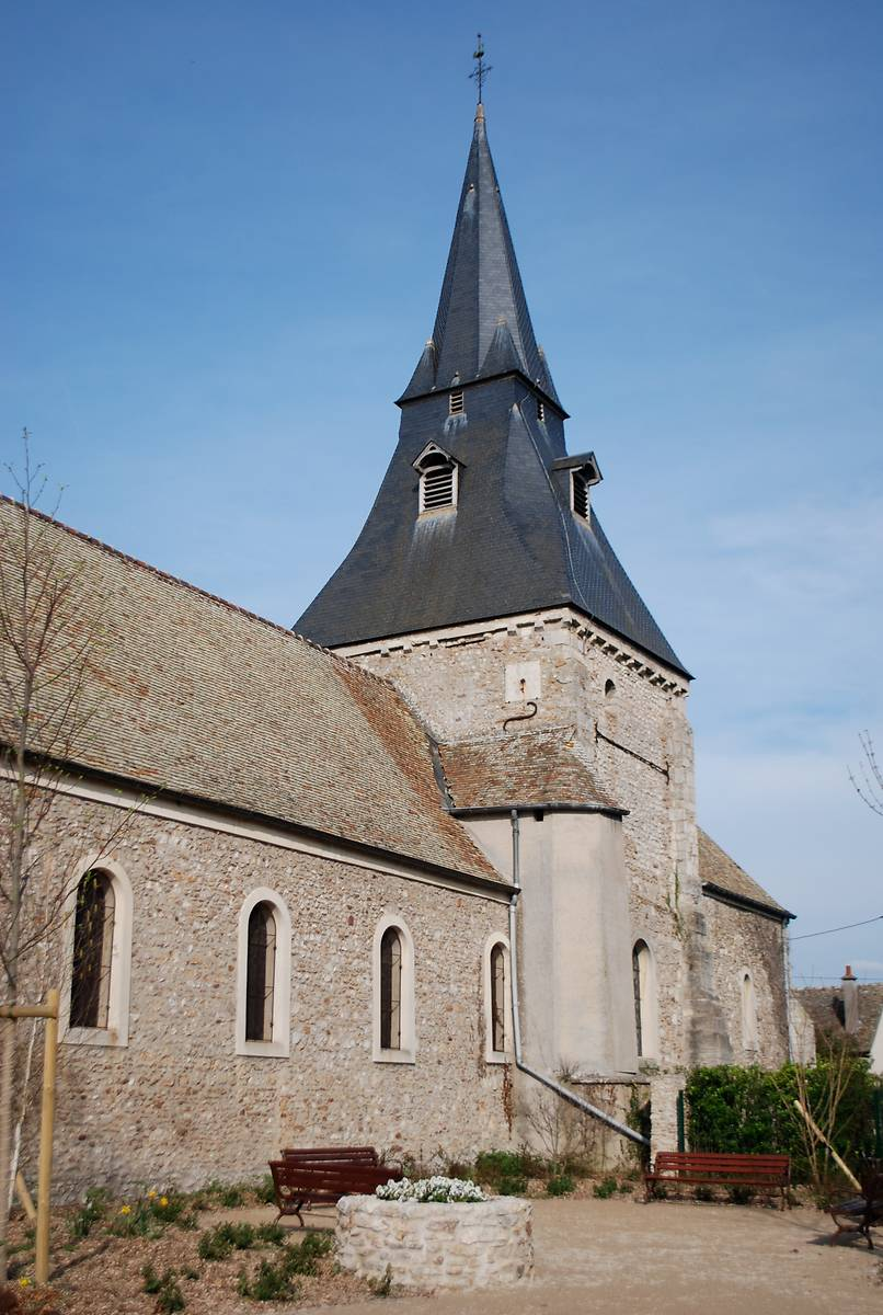EGLISE SAINT-PIERRE DE GARANCIERES