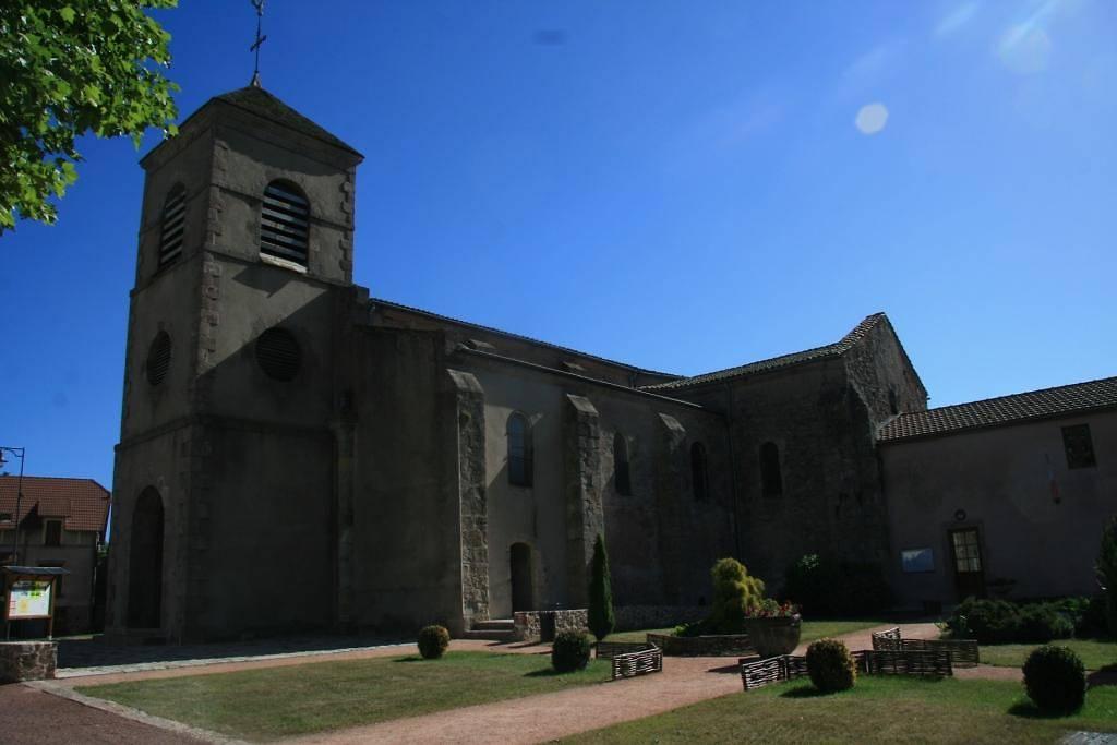 EGLISE ST-NICOLAS DE DROITURIER