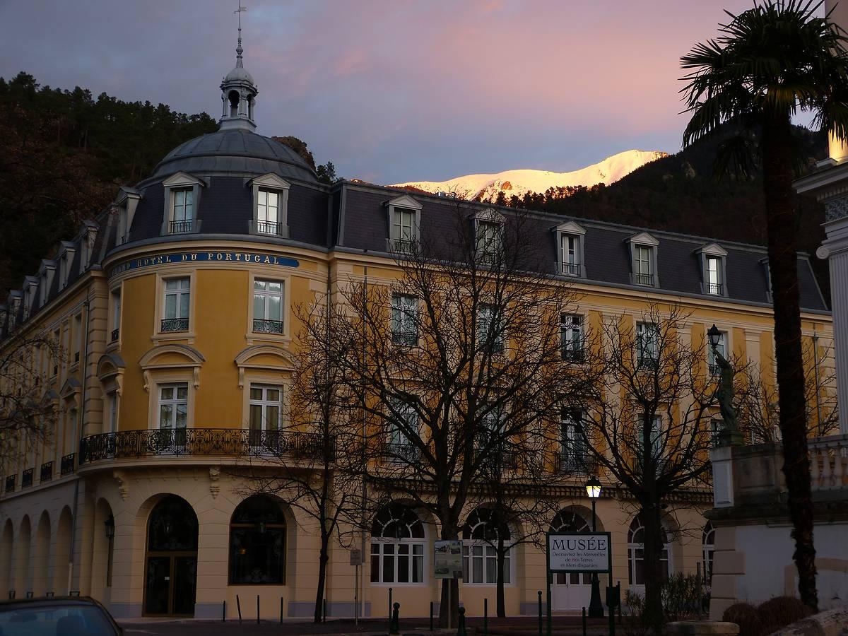 HOTEL DU PORTUGAL A VERNET LES BAINS