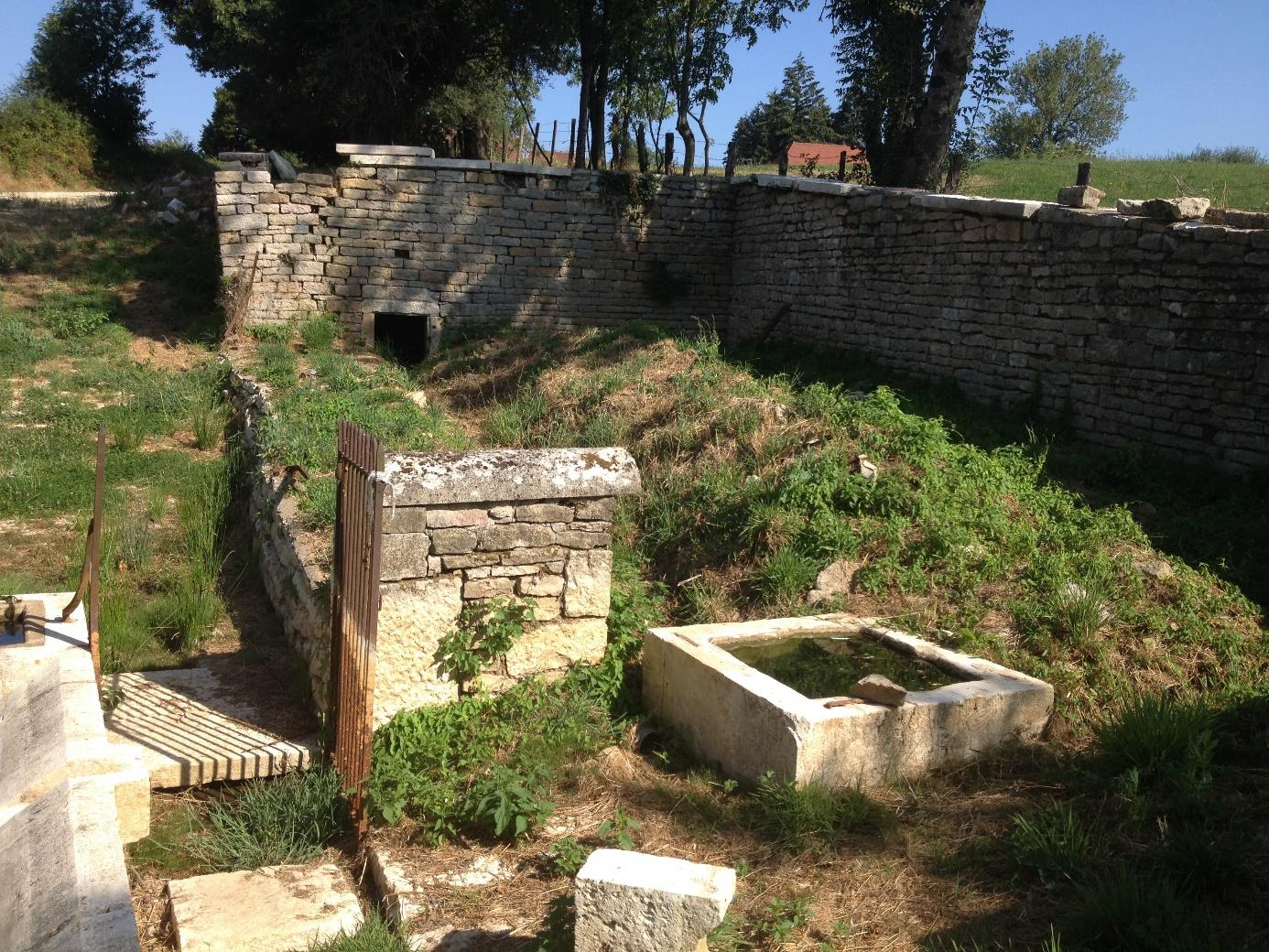 LAVOIR A ROMAIN