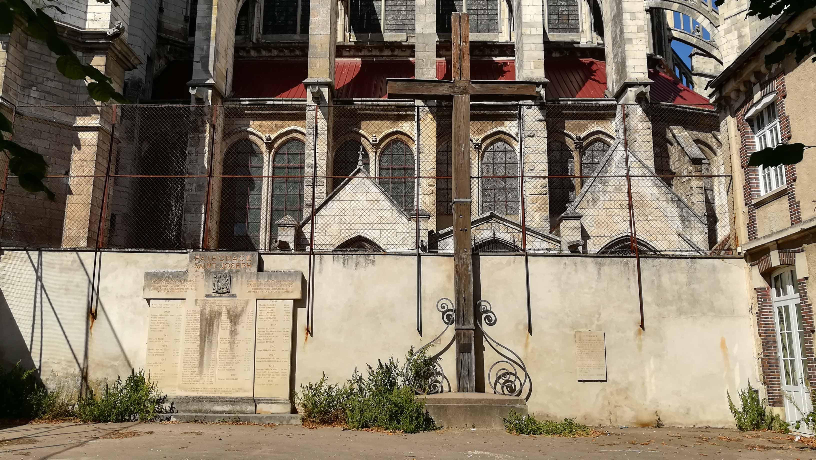 Ancien Chapitre d'Auxerre