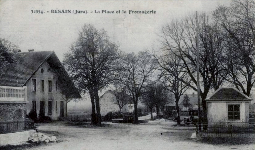 FONTAINES DE BESAIN