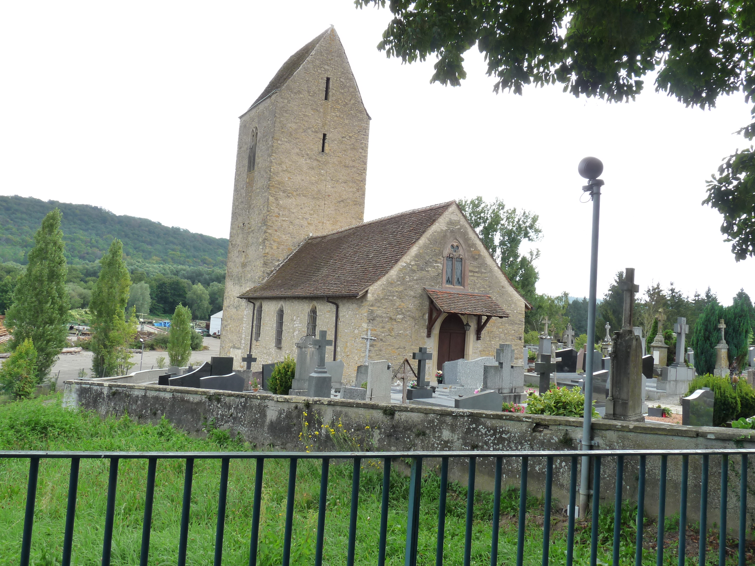 CHAPELLE BURNKIRCH À ILLFURTH