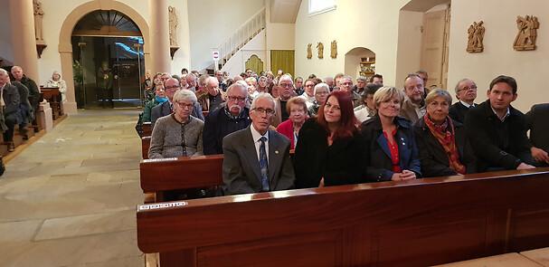 Inauguration de l'orgue Callinet de l'église Saints-Pierre-et-Paul de Wildenstein