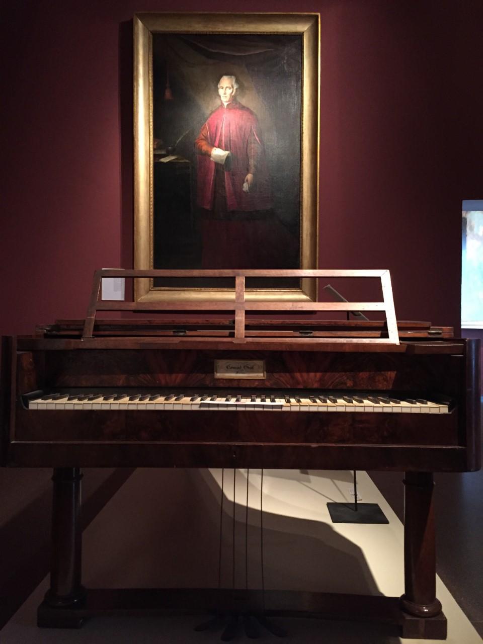 PIANO FORTE - CONRAD GRAF - OPUS 825