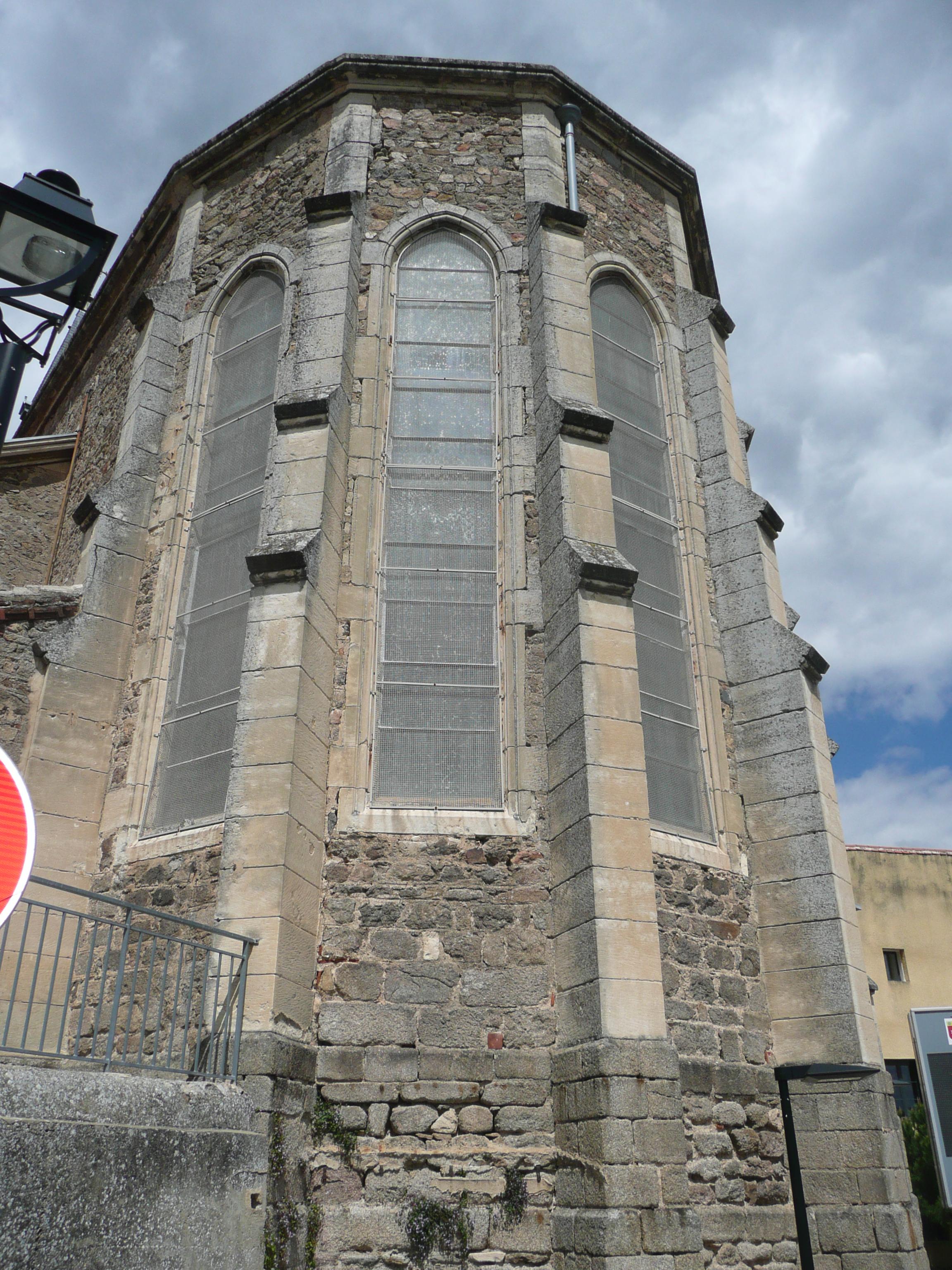 ÉGLISE SAINT ROMAIN EN LYONNAIS À RONTALON