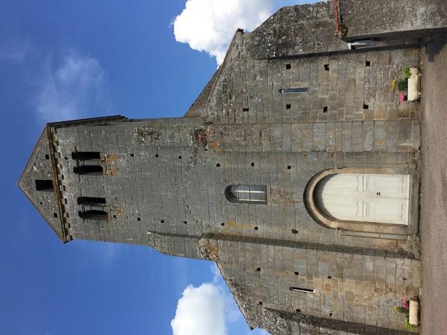 Eglise de Curgy