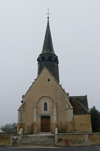 COULIMER EGLISE ST PIERRE
