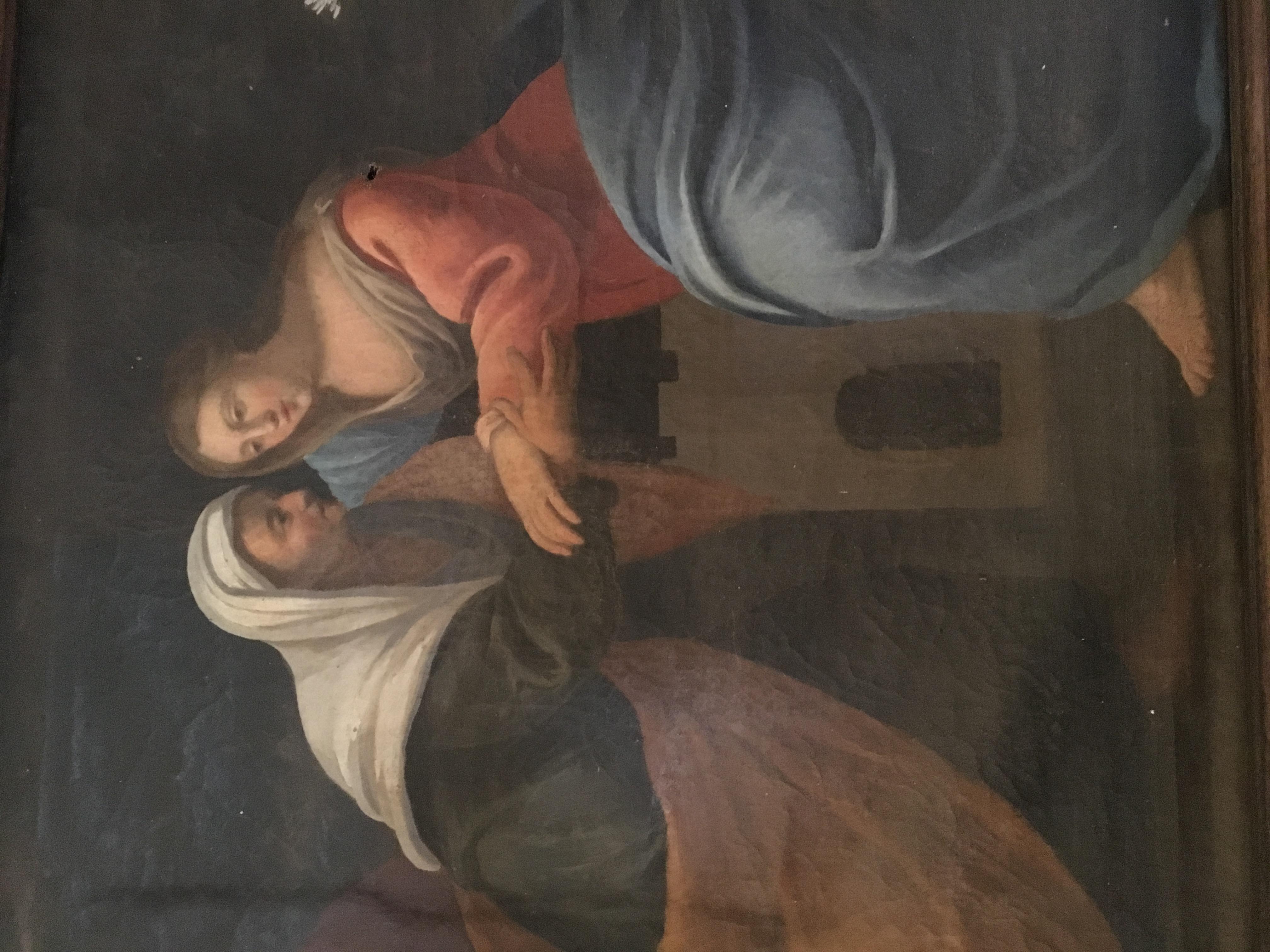 MOBILIER DE L'ÉGLISE SAINT LUBIN DE VILLEBAROU