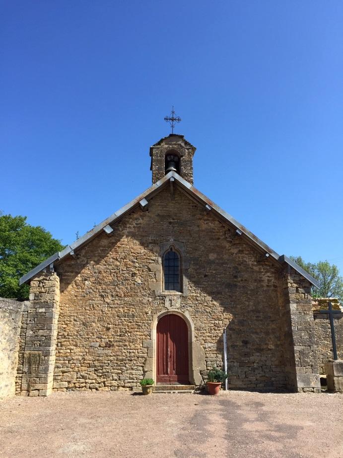 Eglise de Posanges