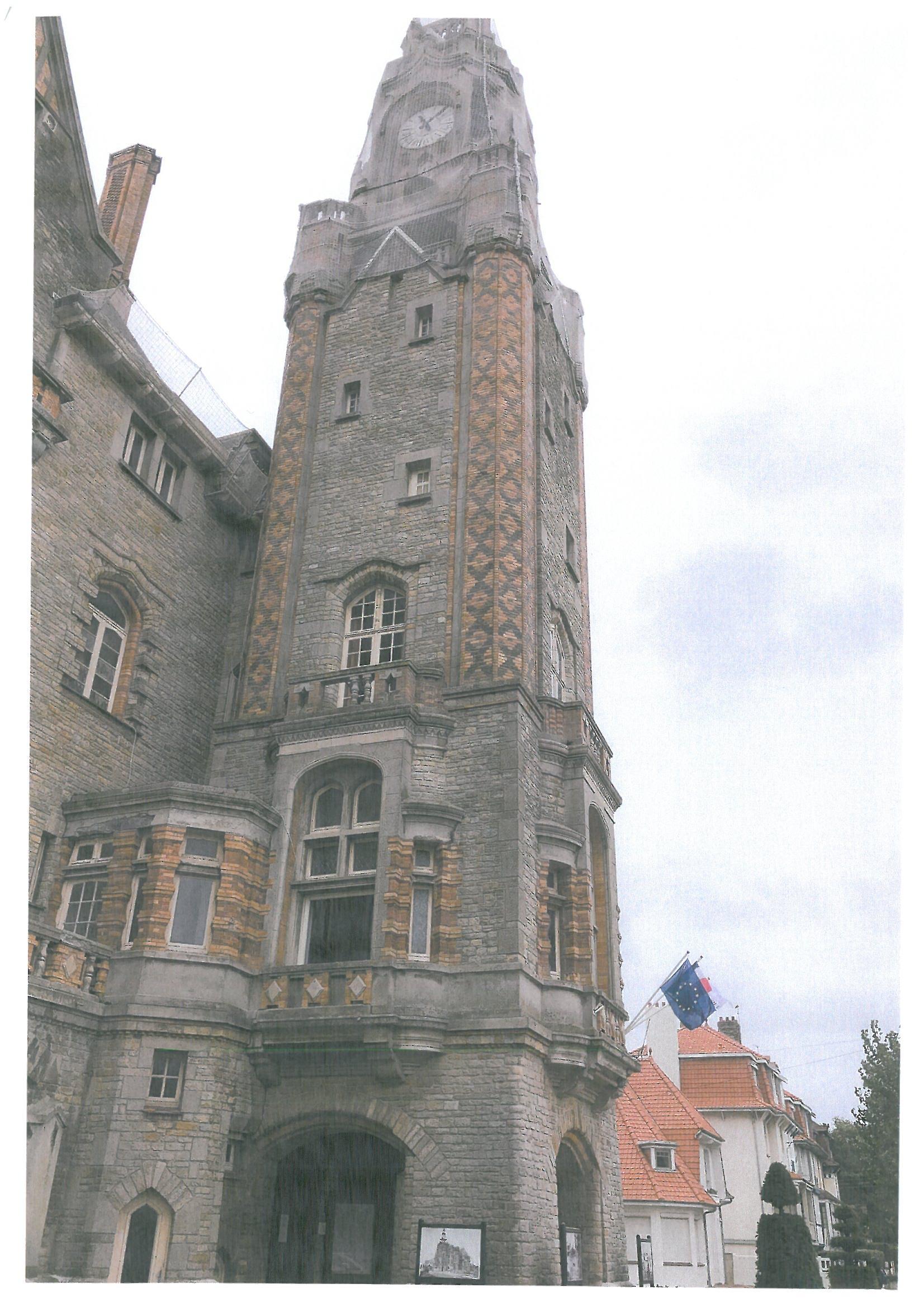 HOTEL DE VILLE LE TOUQUET PARIS-PLAGE