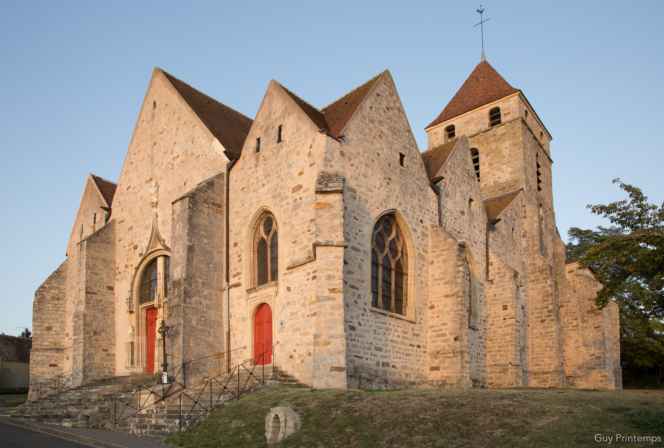 Eglise de Courgis